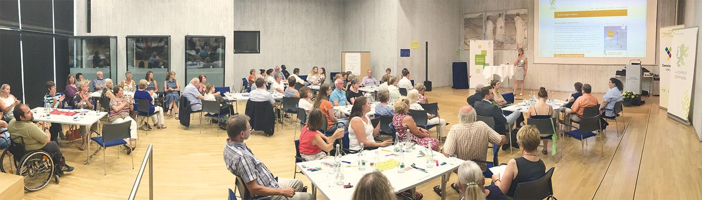 Start der Bildungsplattform im Landkreis Göppingen 2017