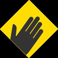 Icon: Ehrenamt für Pflegebedürftige