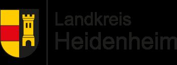 Logo des Landkreises Heidenheim